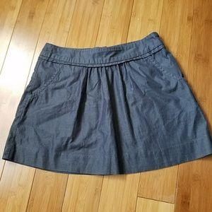 J. Crew Casual Skirt